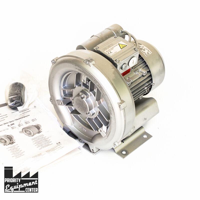 New - Siemens G 200 2BH1400-7AV25-Z Vacuum Pump