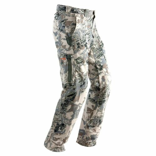 Sitka Gear Gore Optifade Ascent Open Country Camouflage Field, Hunting Pants, 38