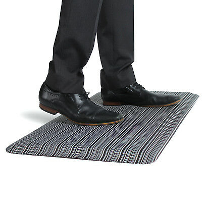 "Anti-Fatigue Standing Mat for Office and Home - Ergonomic Floor Mat 3/4"" Thick"