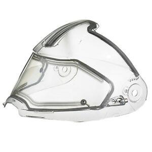 Ski-Doo New OEM Modular 2 & 3  Vision 180 Heated Electric Visor Dual Lens Shield