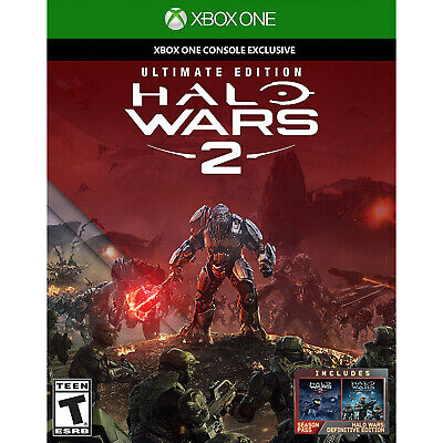 Halo Wars 2 - Ultimate Edition Xbox One [Brand New]