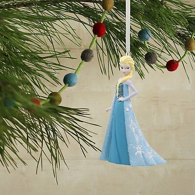 Hallmark Disney Frozen Elsa Christmas Ornament