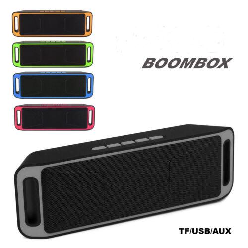 dhl bluetooth lautsprecher wireless soundbar tragbarer speaker mini musikbox usb ebay. Black Bedroom Furniture Sets. Home Design Ideas