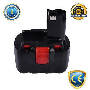 14.4V Battery for BOSCH 3GDR 14,4V Professional Heavy Duty Cordless Impact Drill