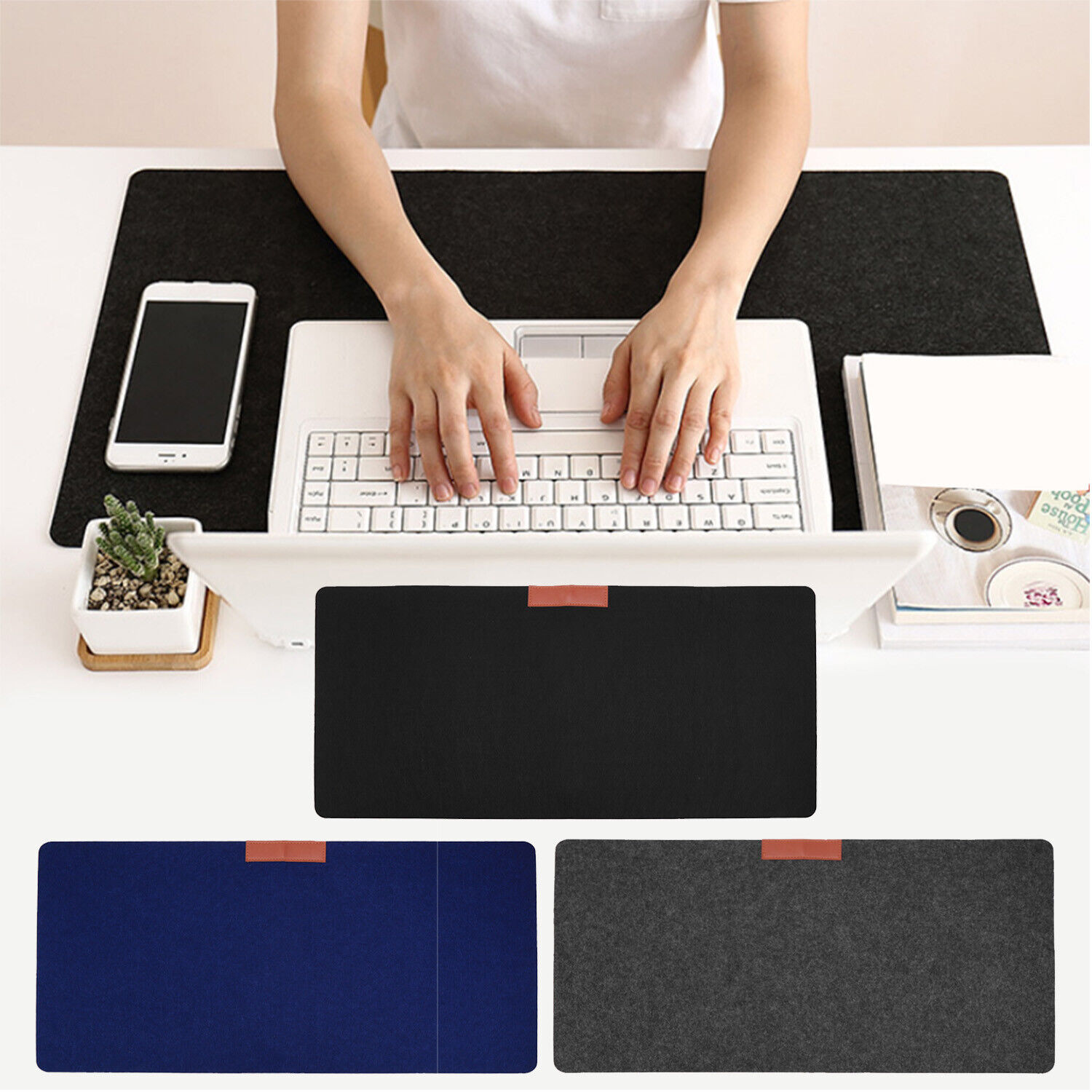 1pc office large gaming mouse pad extended