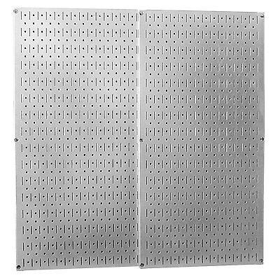 Pegboard Panel Hand Tool Steel Metal Pegboards Holder Storage Garage Work Area