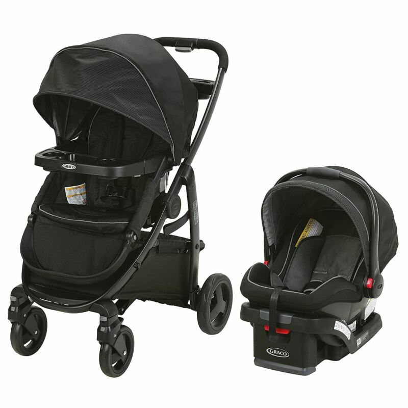 Graco Modes Travel System | Includes Modes Stroller and SnugRide SnugLock 35 Inf