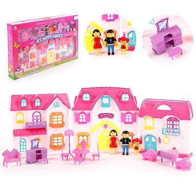 Puppen Haus Puppenstube Zubehör Kunststoff Spielzeug Puppenhaus Puppen KP8628
