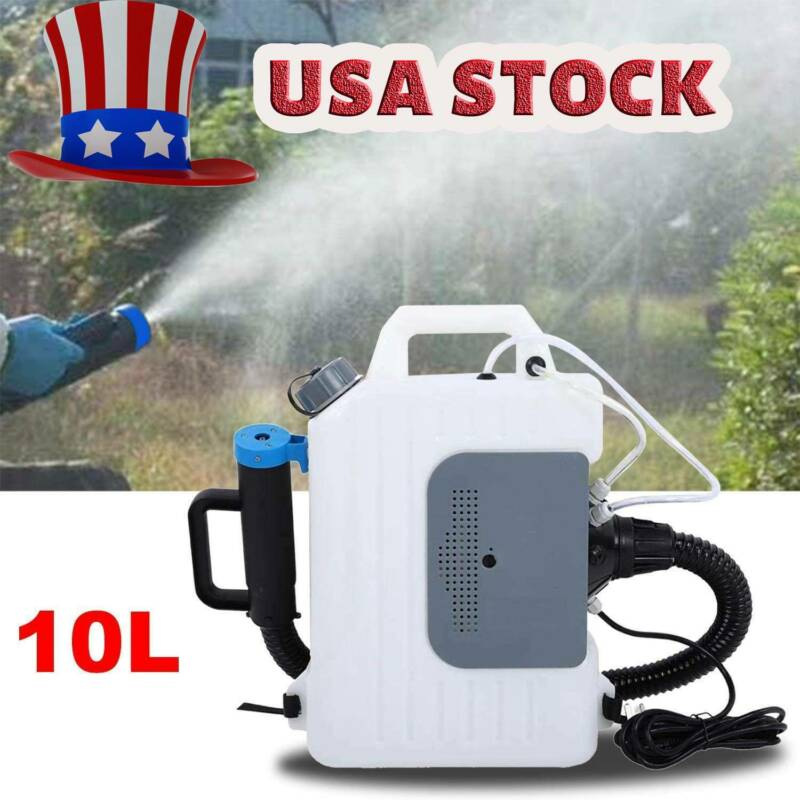 110v Electric Backpack Disinfectant ULV Cold - Sprayer