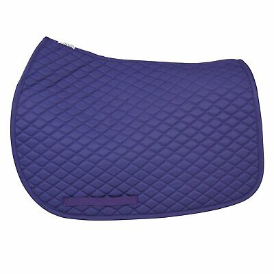 Tuffrider ALL PURPOSE Quilted Saddle Pad - Multiple Colors -