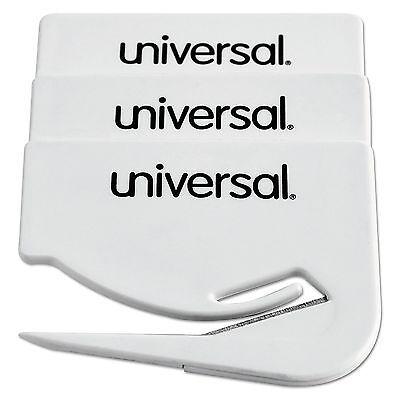 Universal Hand Letter Opener - 3 pack