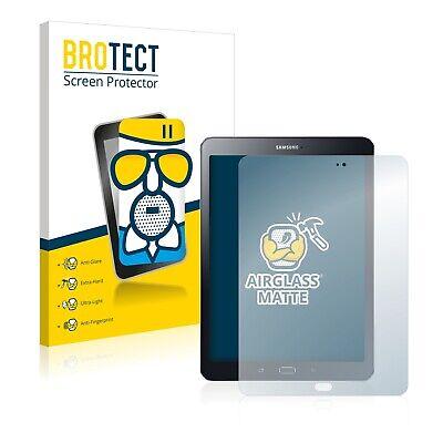 Protector Pantalla Mate para Samsung Galaxy Tab S2 9.7 Cristal Templado