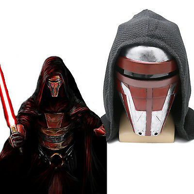 Darth Revan Mask Star Wars Cosplay Costume Helmet Prodigal Knight Halloween Prop (Star Wars Masks)