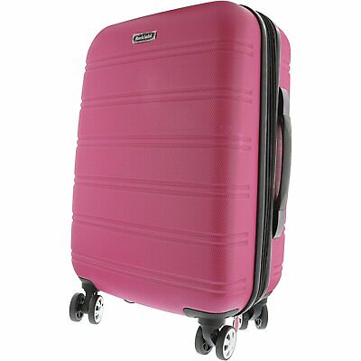 melbourne 20 inch hardside expandable carry on