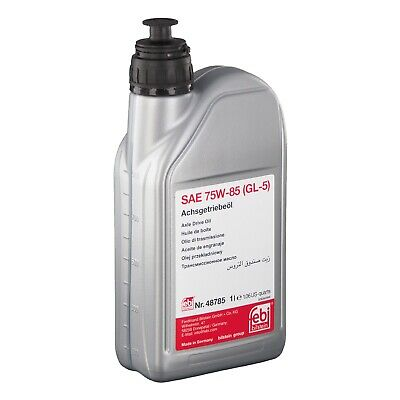 Gear Oil To Fit Mercedes-Benz Pkw Febi Bilstein 48785