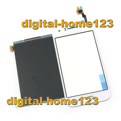 LCD Screen Display Touch Digitizer For Samsung Galaxy J1  J100H J100DS J100M WH comprar usado  Enviando para Brazil