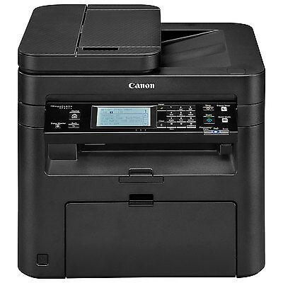 Canon imageCLASS Monochrome Wireless All-In-One Laser Printer (MF217W)