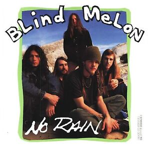 No Rain [CD Single] By Blind Melon (CD, Aug-1993, Capitol Oop Live Rare Sealed