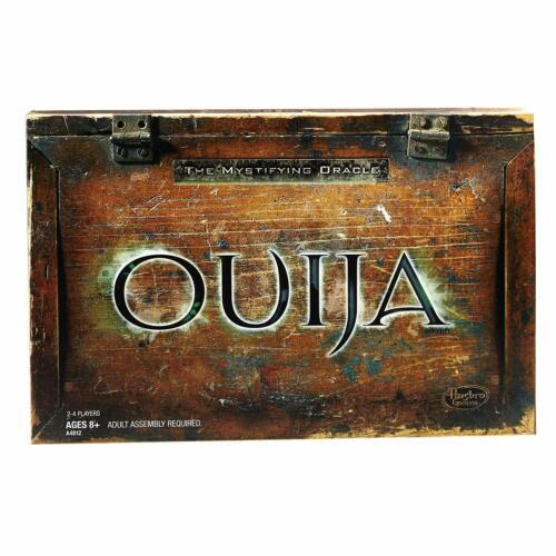 Vintage Ouija Board Game Set Mystifying Oracle Juego De Mesa Ouija Boardgames