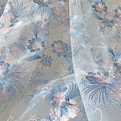 Kostüm Tanz Abend Spitze Stoff Bestickt Hochzeit Blume Mädchen Kleid Kleid 1