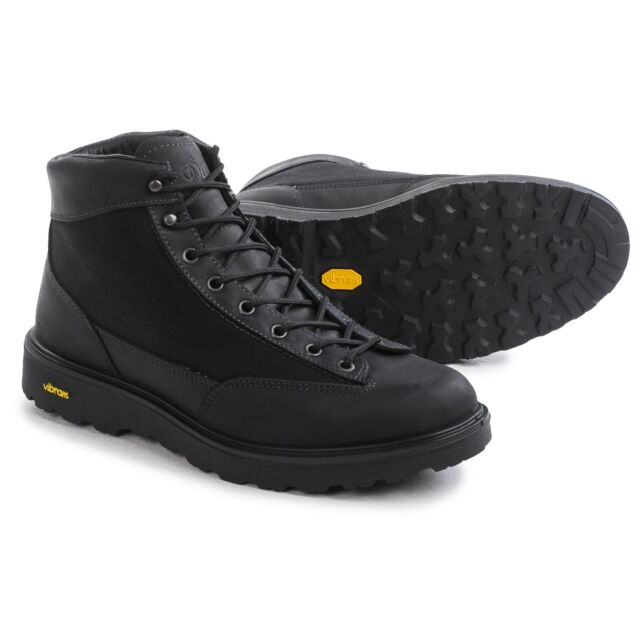 Mens Danner Dl2 BOOTS Model 30104 Black EE 2e Widths Made in Italy ...