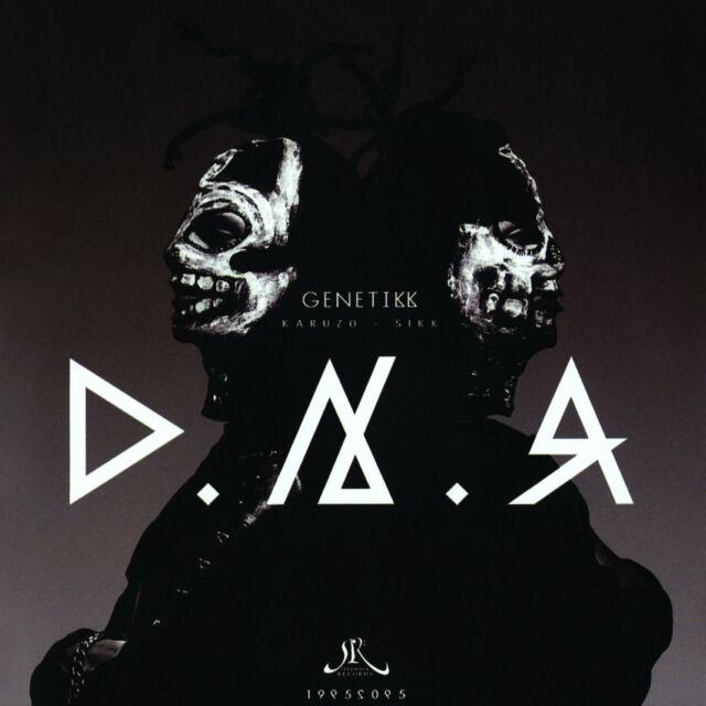 GENETIKK - D.N.A.  CD NEU