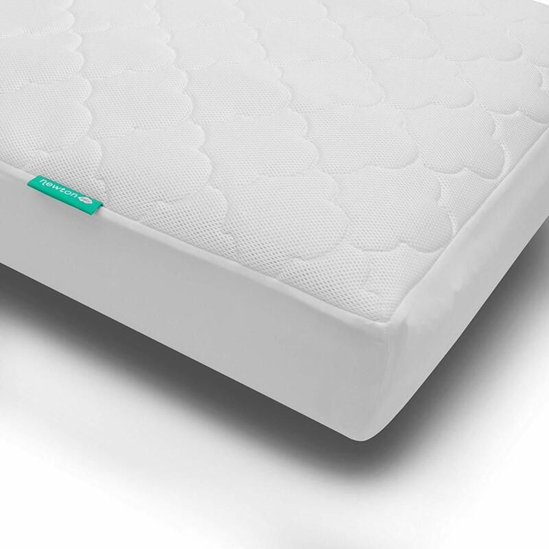 Newton Baby Waterproof Crib Mattress Pad Cover   100% Breath