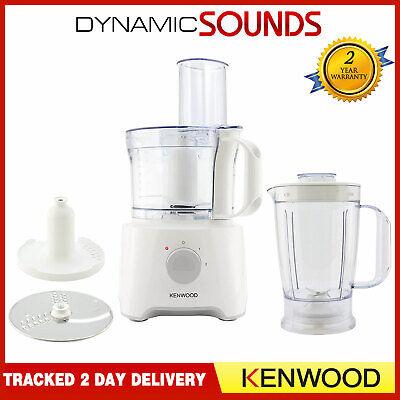 Kenwood FDP301W  800 Watts Multi Pro Compact Food Processor - White