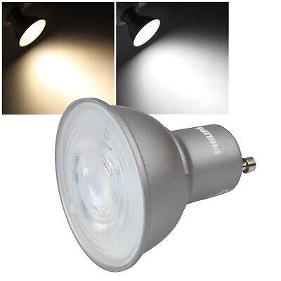 Valu Master (PHILIPS LED Strahler GU10 dimmbar 230V 4/5W EEK A++ Leuchtmittel Lampe 230 Volt)