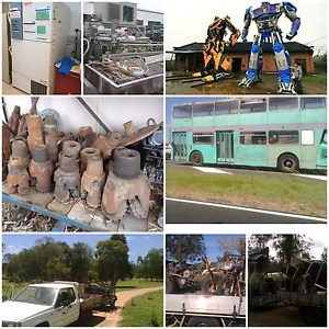 Free scrap metal removals Rochedale Brisbane South East Preview