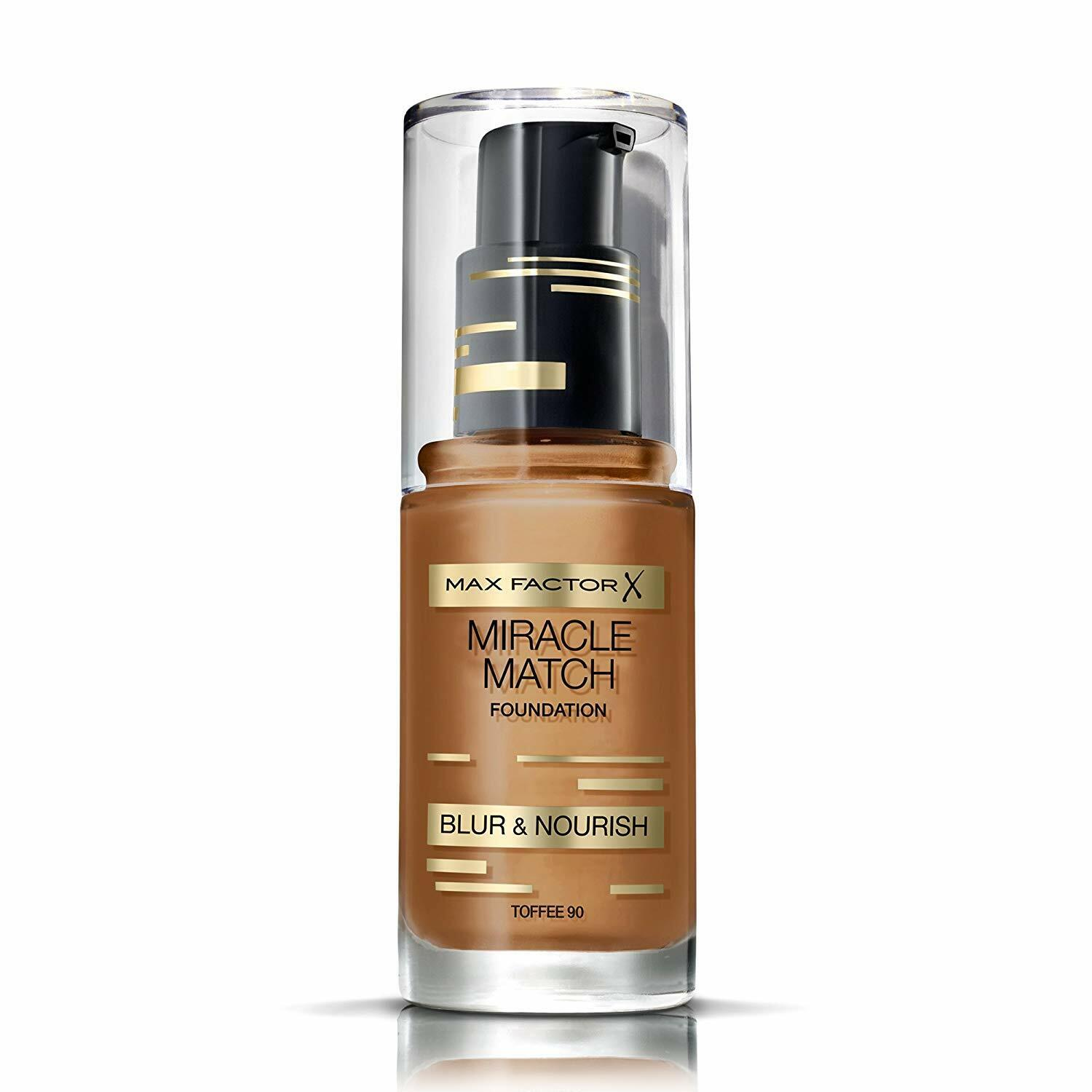 Max Factor Miracle Match Foundation - Choose Shade
