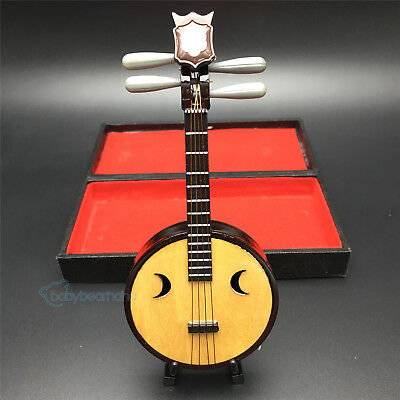 1/6 Musical Instrument Zhongruan Model For 12