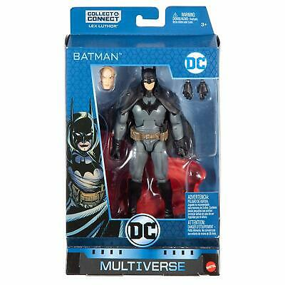 DC Comics Multiverse Gotham City Gaslight Batman Figure ~ Mattel New In Box