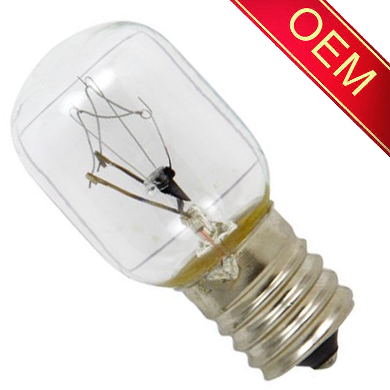 Whirlpool Microwave Exterior Light Bulb 8206232A 40 watt 820