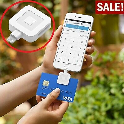 Square Reader For Magstripe Iphone 678xxrxsxs Max Lightning Connector