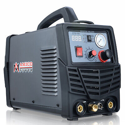 Cts-160 3-in-1 Combo 160 Amp Tig-torch Stick Arc Welder 30 Amp Plasma Cutter