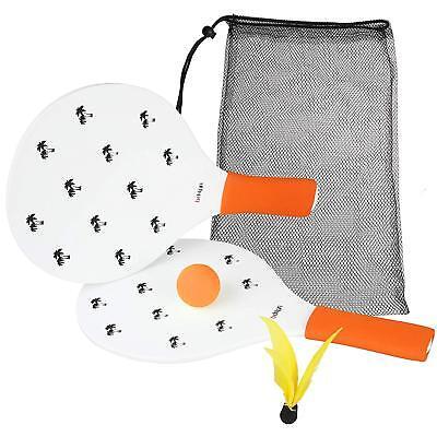 Beach Racket Set. Beach Tennis, Beach Toys, Kids Games. Outdoor and Indoor Games - Beach Toys And Games