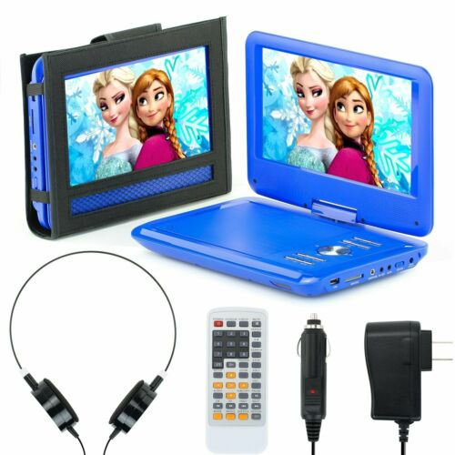 portable dvd player for car, plane & more - 7 car & travel a