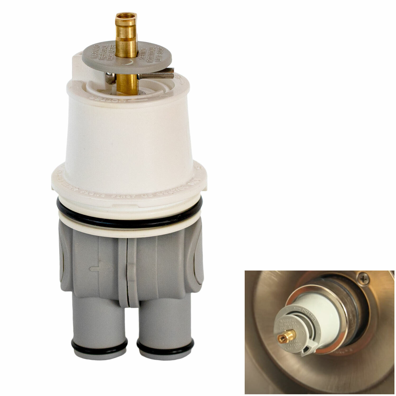 FlowRite Replacement RP46074 Cartridge Assembly for Delta MultiChoice 13/14 Home & Garden
