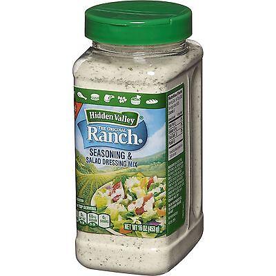 Hidden Valley Ranch Seasoning  Salad Dressing Mix 16 (Ranch Dressing Mix)
