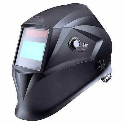 Welding Helmet With Top Optical Class 1111 Full Shade Range 34-89-13 Uvi