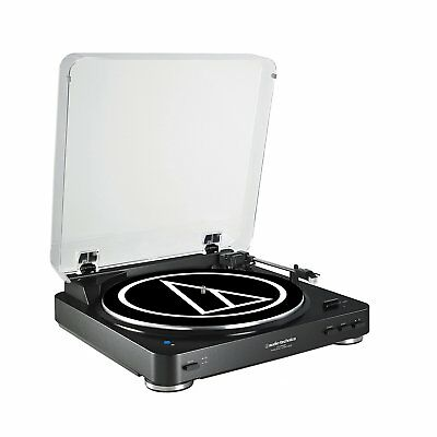 Audio-Technica Fully Automatic Wireless Belt-Drive Stereo Tu