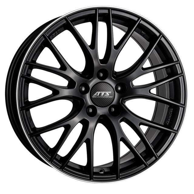 20 Zoll ATS Perfektion 9.0x20 ET30 5x120 - racing-schwarz