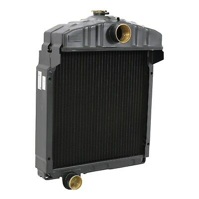 International Case 140 Tractor Radiator Ihc Farmall 140hv Oe 369400r94