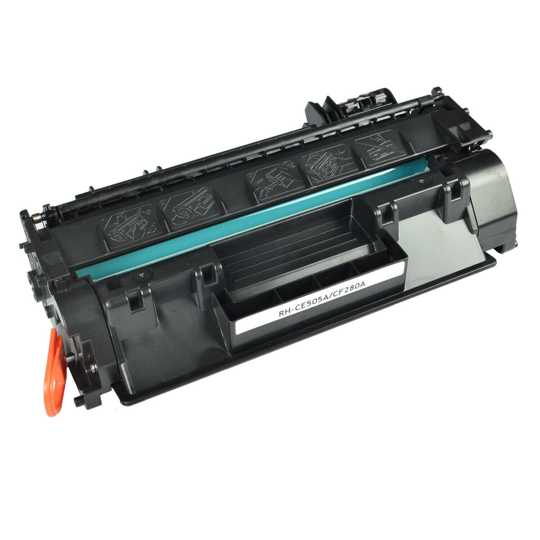1PK CE505A 05A Laser Toner Cartridge Compatible For HP LaserJet P2050 Printer