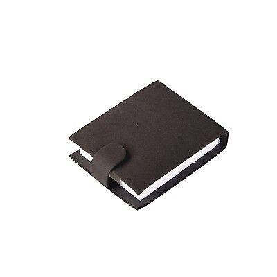 Notizblock mit Seideneinband, IDEAL für die Handtasche - Notizzettel, Klein