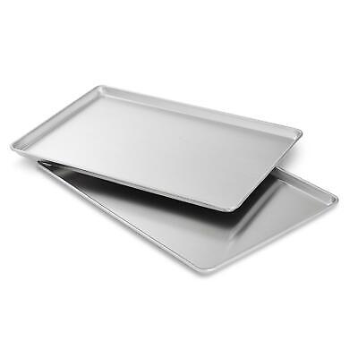 kitchen Oven Baking Heating Half Size Aluminum Sheet Pans 18