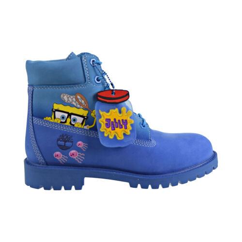 x spongebob 6 inch premium wp boots