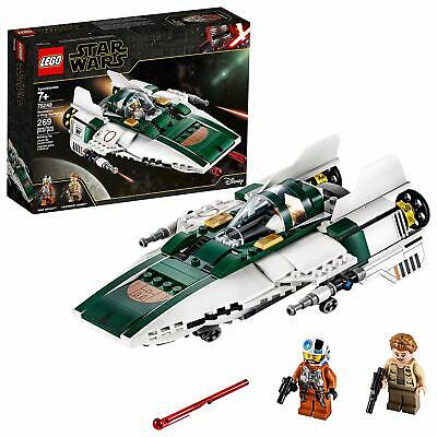 LEGO 75248 Star Wars Resistance A-wing Starfighter *BRAND NEW - ON SALE*
