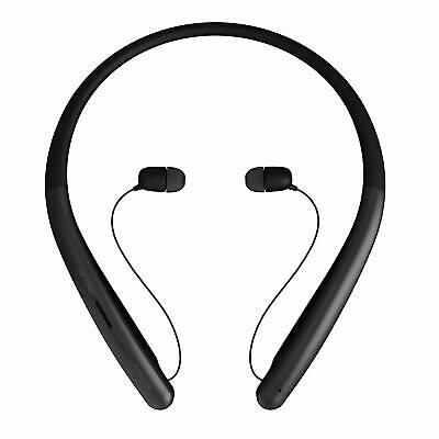 LG Tone Style HBS-SL6S Bluetooth Wireless Stereo Headset (HBS-L6S) - Black